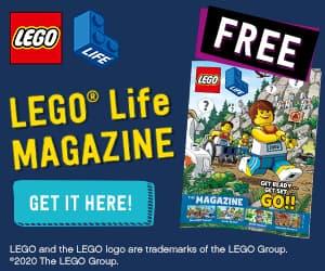 Free LEGO® Life Magazine